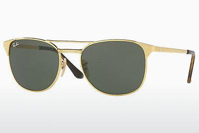 Sonnenbrille Ray-Ban RB3429M 001 - Gold