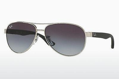 Sonnenbrille Ray-Ban RB3457 134/8G - Silber