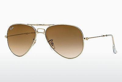 Sonnenbrille Ray-Ban AVIATOR FOLDING (RB3479 001/51) - Gold