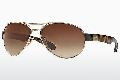 Sonnenbrille Ray-Ban RB3509 001/13 - Gold