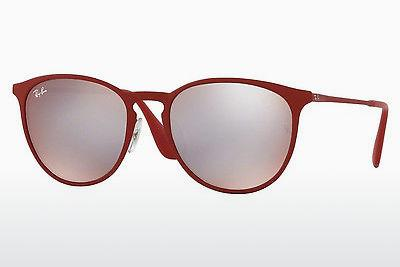 Sonnenbrille Ray-Ban RB3539 9023B5 - Rot