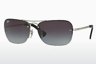 Sonnenbrille Ray-Ban RB3541 003/8G - Silber