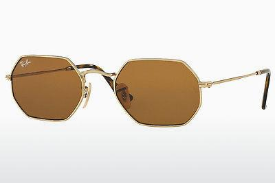 Sonnenbrille Ray-Ban RB3556N 001/33 - Gold