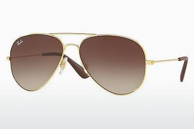 Sonnenbrille Ray-Ban RB3558 001/13 - Gold