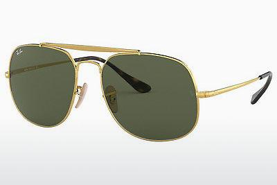 Sonnenbrille Ray-Ban RB3561 001 - Gold