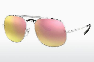 Sonnenbrille Ray-Ban RB3561 003/7O - Silber