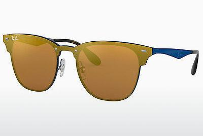 Sonnenbrille Ray-Ban RB3576N 90377J - Orange, Blau