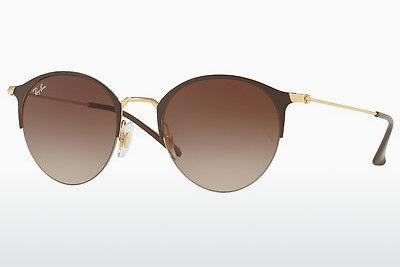 Sonnenbrille Ray-Ban RB3578 900913 - Gold, Braun