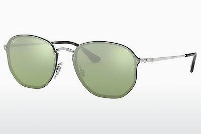 Sonnenbrille Ray-Ban RB3579N 003/30 - Silber
