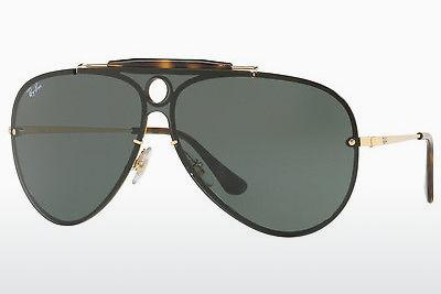 Sonnenbrille Ray-Ban RB3581N 001/71 - Gold