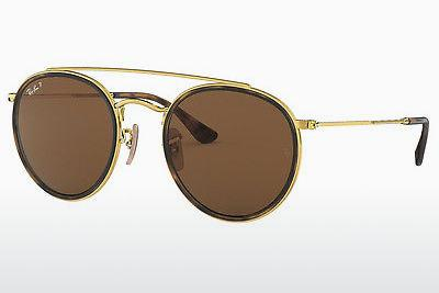 Sonnenbrille Ray-Ban RB3647N 001/57 - Gold