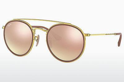 Sonnenbrille Ray-Ban RB3647N 001/7O - Gold