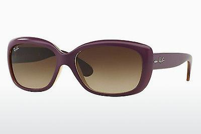 Sonnenbrille Ray-Ban JACKIE OHH (RB4101 613413) - Purpur, Sand