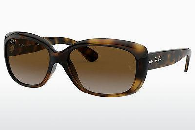 Sonnenbrille Ray-Ban JACKIE OHH (RB4101 710/T5) - Braun, Havanna