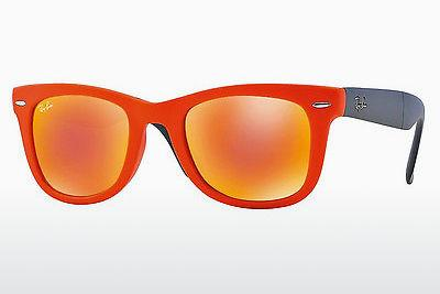Sonnenbrille Ray-Ban FOLDING WAYFARER (RB4105 601969) - Orange