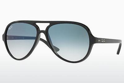Sonnenbrille Ray-Ban CATS 5000 (RB4125 601/3F) - Schwarz