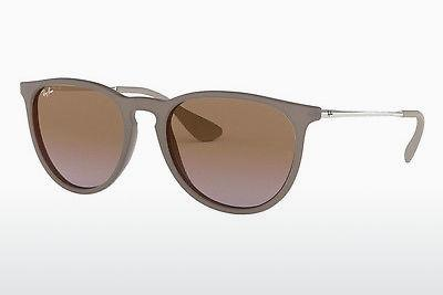 Sonnenbrille Ray-Ban ERIKA (RB4171 600068) - Rosa, Sand