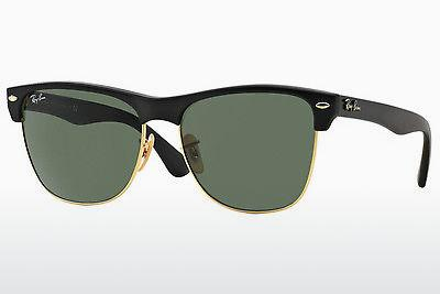 Sonnenbrille Ray-Ban CLUBMASTER OVERSIZED (RB4175 877) - Schwarz, Gold