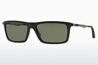 Sonnenbrille Ray-Ban RB4214 601S9A - Schwarz