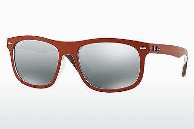 Sonnenbrille Ray-Ban RB4226 619088 - Orange, Purpur