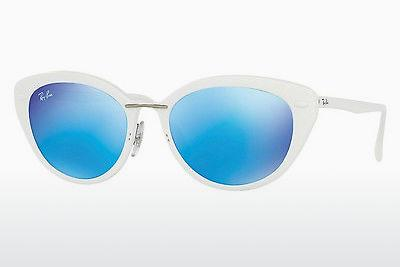 Sonnenbrille Ray-Ban RB4250 671/55 - Weiß