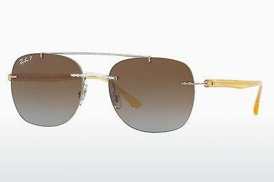 Sonnenbrille Ray-Ban RB4280 6288T5 - Transparent