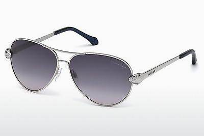 Sonnenbrille Roberto Cavalli RC884S 16B - Silber, Shiny, Grey