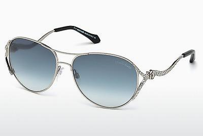 Sonnenbrille Roberto Cavalli RC886S 16W - Silber, Shiny, Grey