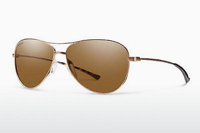 Sonnenbrille Smith LANGLEY 4YO/F1 - Braun, Sand