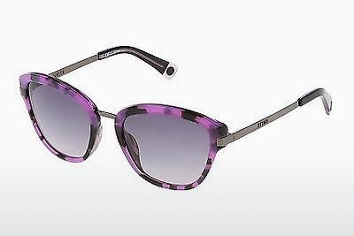 Sonnenbrille Sting SS6585 0AD6 - Rosa, Havanna