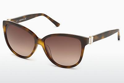 Sonnenbrille Swarovski SK0120 53F - Havanna, Yellow, Blond, Brown