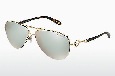 Sonnenbrille Tiffany TF3046 600264 - Gold