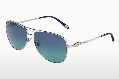 Sonnenbrille Tiffany TF3052B 60219S - Silber