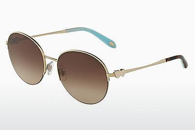 Sonnenbrille Tiffany TF3053 60913B - Sand, Gold