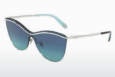 Sonnenbrille Tiffany TF3058 60479S - Silber