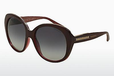 Sonnenbrille Tiffany TF4115 82053C - Rot, Bordeaux