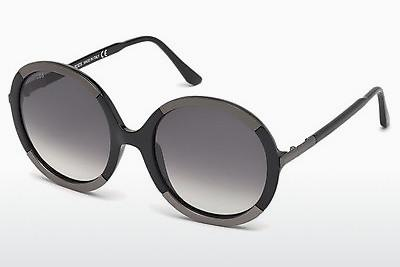 Sonnenbrille Tod's TO0184 01B - Schwarz, Shiny