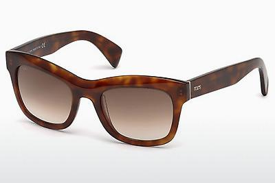 Sonnenbrille Tod's TO0187 53F - Havanna, Yellow, Blond, Brown