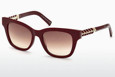Sonnenbrille Tod's TO0200 69F - Burgund, Bordeaux, Shiny