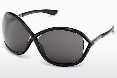 Sonnenbrille Tom Ford Whitney (FT0009 199) - Schwarz
