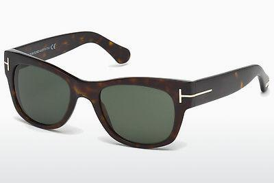 Sonnenbrille Tom Ford Cary (FT0058 52N) - Braun, Dark, Havana