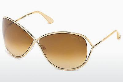Sonnenbrille Tom Ford Miranda (FT0130 28F) - Gold