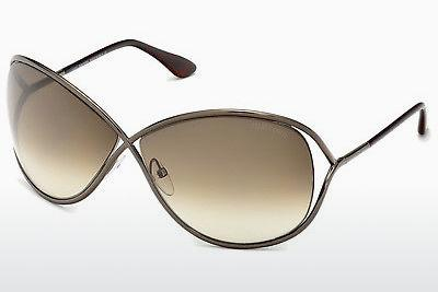 Sonnenbrille Tom Ford Miranda (FT0130 36F) - Braun, Dark, Shiny