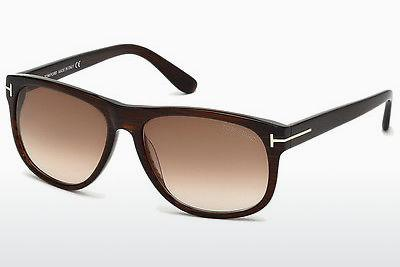 Sonnenbrille Tom Ford Olivier (FT0236 50P) - Braun, Dark