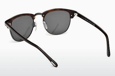 Sonnenbrille Tom Ford Henry (FT0248 52A) - Braun, Dark, Havana