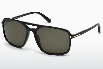 Sonnenbrille Tom Ford Terry (FT0332 01B) - Schwarz, Shiny