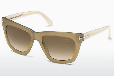 Sonnenbrille Tom Ford Celina (FT0361 34F) - Bronze, Bright, Shiny