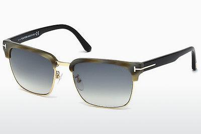 Sonnenbrille Tom Ford River (FT0367 60B) - Horn, Horn