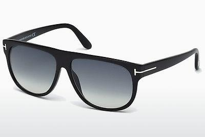 Sonnenbrille Tom Ford Kristen (FT0375 02N) - Schwarz, Matt