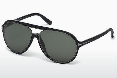 Sonnenbrille Tom Ford Sergio (FT0379 02R) - Schwarz, Matt